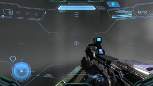 Halo 5 Display