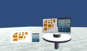 Tech prototype screenshot 2