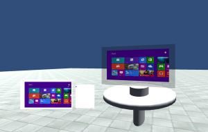 tech prototype screenshot